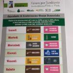Parte lunedì prossimo a Favara il nuovo servizio di raccolta rifiuti porta a porta