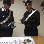 Droga nascosta in una scatola di scarpe: un arresto a Licata