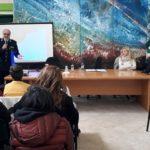 Polizia provinciale e ASP oggi a Sambuca di Sicilia per costruire cultura della sicurezza