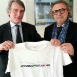 Il Sindaco di Lampedusa ricevuto dal presidente del Parlamento Europeo