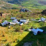 Agrigento, rifiuti speciali nell'area di Monte Grande: scatta il sequestro
