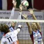 La Seap Dalli Cardillo Aragona batte nettamente il Volley Palmi 3-0
