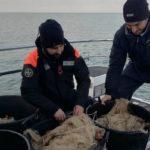 Sequestro di reti illegali nell'agrigentino: la Guardia Costiera a tutela delle specie ittiche sottomisura