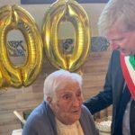 """Agrigento, gli auguri del Sindaco alla centenaria """"Nonna Caterina"""""""