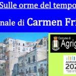 Ad Agrigento la mostra delle opere dell'artista Carmen Frisina