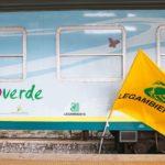 Il Treno Verde di Legambiente fa tappa ad Agrigento: dal 20 al 22 febbraio, al binario 1 della Stazione Bassa