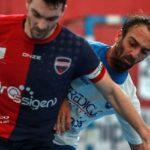 Sconfitta per l'Akragas Futsal: il Città di Cosenza è in serie A2