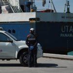 Scarsa preparazione dell'equipaggo e sistemi antincendio in avaria:  fermata nave panamense dalla Guardia Costiera