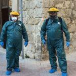 Coronavirus, a Licata ripresa la sanificazione: farmaci consegnati a chi non può uscire