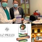 Emergenza Coronavirus: nuovi ventilatori polmonari donati all'Ospedale di Agrigento