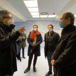 Coronavirus: ex Imi di Palermo diventa Covid-Hospital, sopralluogo di Musumeci