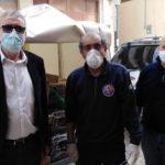 Consegnati altri beni di prima necessità dalla Protezione Civile ai comuni di Canicattì e Joppolo Giancaxio