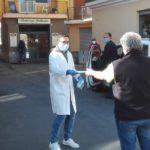 Coronavirus e solidarietà: farmacista agrigentino regala mascherine ai cittadini