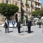 Licata, celebrato nel silenzio l'anniversario dalla Liberazione