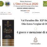 Una lunga storia di qualità: Val Paradiso simbolo di qualità e cultura siciliana