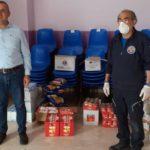 Protezione Civile: proseguita la distribuzione di beni di prima necessità ai Comuni