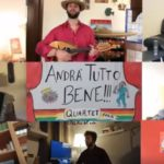 """Quartet Folk: ecco la versione """"fatta in casa"""" di Gira, Vota e Firria"""