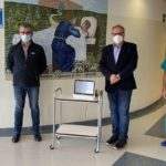 Coronavirus, nuove donazioni di apparecchiature e presìdi di vario genere in favore dell'Azienda Sanitaria Provinciale di Agrigento
