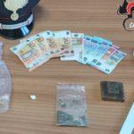 Ribera, donna corriere della droga: negli slip portava cocaina e hashish