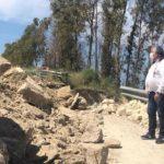 Proseguono i lavori sul tracciato della S.P. 30 Cattolica Eraclea – Rovine di Eraclea Minoa al Km 9