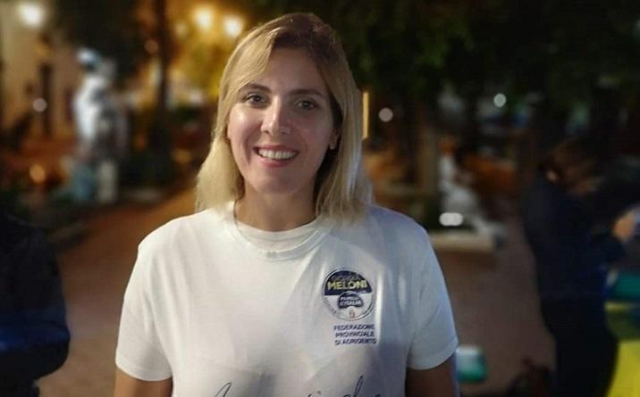 """Coronavirus ed assembramenti, Paola Antinoro (FdI): """"ok tutela salute pubblica, ma si pensi anche all'economia della provincia oggi in ginocchio"""""""