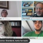 Canicattì, successo al Liceo Foscolo dei webinar con il sociologo Francesco Pira con gli studenti