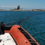 Licata, rete abusiva di 1000 metri in porto: sequestro della Guardia Costiera