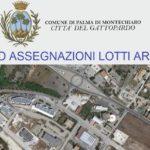 Palma di Montechiaro, bando assegnazione lotti area P.I.P.