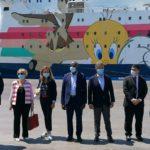 """Comitato Schengen in missione ad Agrigento, Rosalba Cimino: """"Soddisfatta del lavoro compiuto"""""""