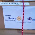 Agrigento, i Clubs Rotary donano all'Asp un ecografo portatile