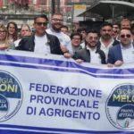 """Fuga migranti e guerriglia urbana al Villaggio Mosè, Fratelli d'Italia: """"Chiudere tutti i centri di accoglienza della città, pronti ad azioni di protesta"""""""