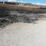 Villaggio Mosè, incendi nell'area del Mercato Ortofrutticolo: Legambiente chiede controlli