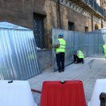 Regione Siciliana: Palazzo Orleans, al via i lavori sulle aree esterne