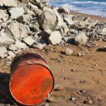 Drasi, trovato fusto di 200 litri pieno di olio esausto: evitato disastro ambientale – VIDEO