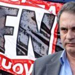 Il segretario nazionale di FORZA NUOVA Roberto Fiore in visita ad Agrigento