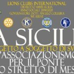 Lions Sicilia, l'associazionismo per il ponte sullo Stretto webinar