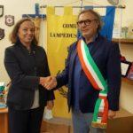 Il ministro Lamorgese a Lampedusa: ecco l'impegno sul fronte immigrazione