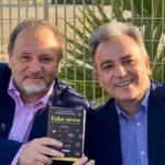 """Domani pomeriggio alle 19,15 a MareFestival di Salina la presentazione del libro """"Fake News"""""""