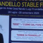 """Agrigento, al via la ventesima edizione del """"Pirandello Stable Festival"""""""