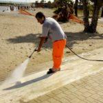 San Leone, domani nuovo intervento della RTI  Iseda, Sea e Seap per la pulizia e lavaggio straordinario di strade, panchine ed aree attrezzate