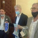 Agrigento, visita al Comune del Governatore del Distretto Rotary 2110 Sicilia e Malta