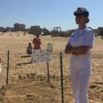 """Porto Empedocle, nido di tartaruga """"Caretta Caretta"""": messa in sicurezza l'area"""