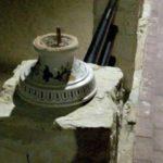 San Leone, vandali in azione: vaso ornamentale rotto lungo il Viale Delle Dune