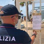 San Leone, locale con 500 persone senza certificato di agibilità: scatta la chiusura temporanea