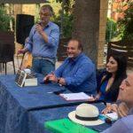"""Agrigento, un successo la presentazione del libro di Pira e Moncada """"Fake News"""" nella rassegna """"Autori in Girgenti"""""""