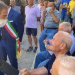 Musumeci in visita nei Comuni di Lucca Sicula e Burgio