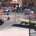 Agrigento, al Quadrivio Spinasanta delimitata l'area della nuova rotonda