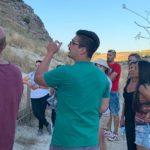 Sant'Angelo Muxaro, Sindaco guida turistica per un giorno