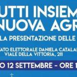 Amministrative Agrigento, Daniela Catalano presenta i suoi candidati al Consiglio comunale