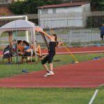 Atletica, l'atleta agrigentina Giusi Parolino conquista la terza vittoria post Covid nel lancio al giavellotto